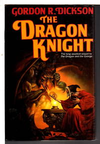 image of THE DRAGON KNIGHT.