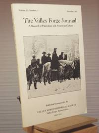 The Valley Forge Journal: Volume III, Number 4