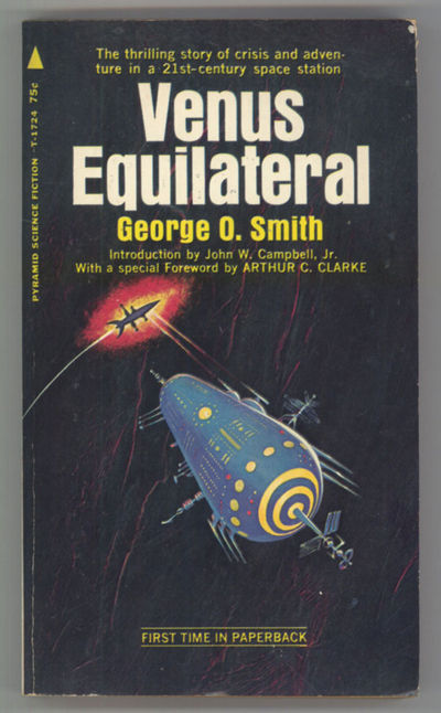 New York: Pyramid Books, 1967. Small octavo, pictorial wrappers. First paperback edition. Pyramid Bo...