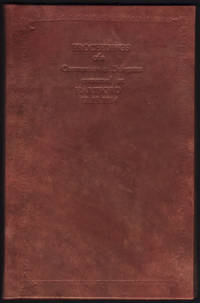 image of PROCEEDINGS of a Convention of Delegates, from the States of Massachusetts, Connecticut, and Rhode Island; The Counties of Cheshire and Grafton, in the State of New-Hampshire: and the County of Windham, in the State of Vermont; - Convened at HARTFORD in the State of Connecticut, DECEMBER 15th, 1814, The.