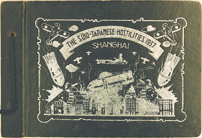 Vintage Photographs of the War-time Bombing of SHANGHAIAH FONG: The Sino-Japanese Hostilities 1937. ...