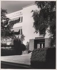 image of Original photograph of Walt Disney Studios' Animation Building, circa 1950s