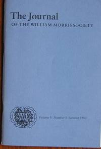 image of The Journal of the William Morris Society Volume V Number 3 Winter 1983
