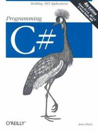 Programming C# : Building . NET Applications with C#