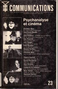 image of Psychanalyse et cinéma