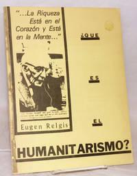 image of ¿Que es el humanitarismo