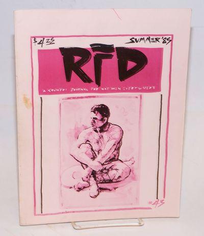 Bakersville, NC: Running Water, 1985. Magazine. 80p., 8.5x11 inches, illustrations, photos, very goo...