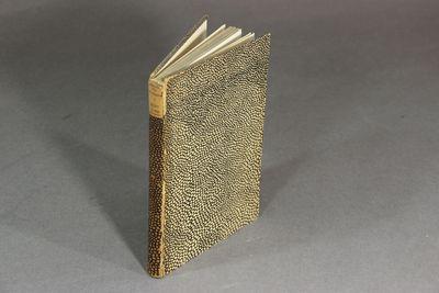 London: Martin Secker, 1921. First edition, 8vo, pp. 53, , (ads); portrait frontispiece, tissue guar...