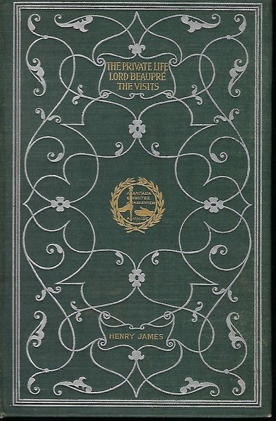 NY: Harper & Brothers, 1893. First American Edition. [Edel & Laurence A39b; BAL 10604, Binding B.. 1...