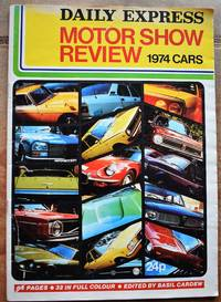 image of Daily Express Motor Show Review 1974 Cars