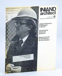 Inland Architect, Chicago Chapter, American Institute of Architects (AIA), August (Aug.) 1976 - Edward Humrich / Jacques Brownson in Denver