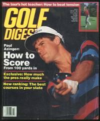 Golf Digest October 1989