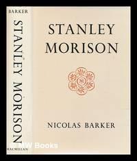 image of Stanley Morison