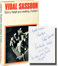 image of Sorry I Kept You Waiting, Madam (First Edition, inscribed in the year of publication)