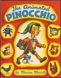 ANIMATED PINOCCHIO by COLLODI - from Aleph-Bet Books, Inc. and Biblio.co.uk