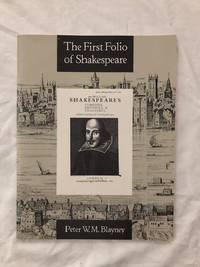 image of The First Folio of Shakespeare