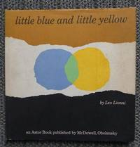 image of LITTLE BLUE AND LITTLE YELLOW.