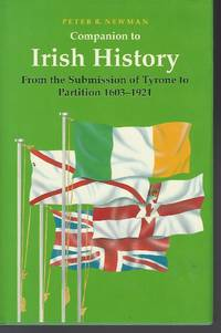A Companion to Irish History, 1603-1921: From the Submission of Tyrone to Partition