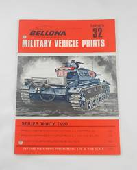 BELLONA MILITARY VEHICLE PRINTS - SERIES THIRTY - TWO