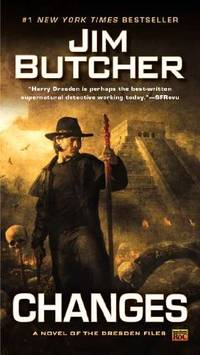 Changes: A Novel of the Dresden Files: 12 Dresden Files ROC Paperback
