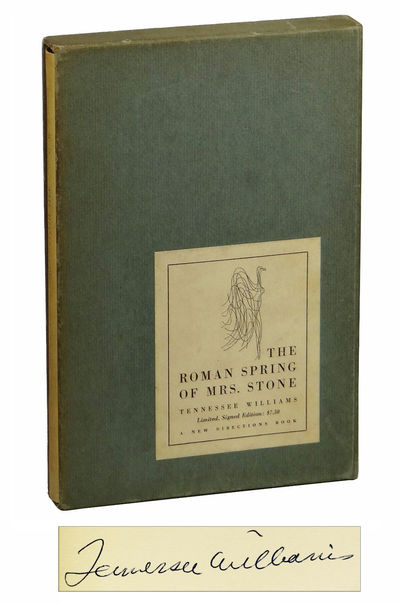 New York: New Directions, 1950. First Edition. Hardcover. Very Good. First edition. Limited, signed ...