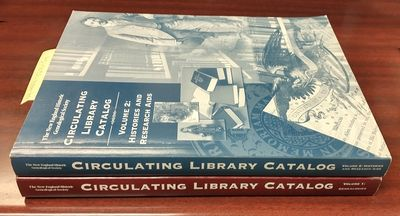 Boston: New England Historic Genealogical Society, 2000. Ninth. Quarto; VG condition paperbacks; whi...