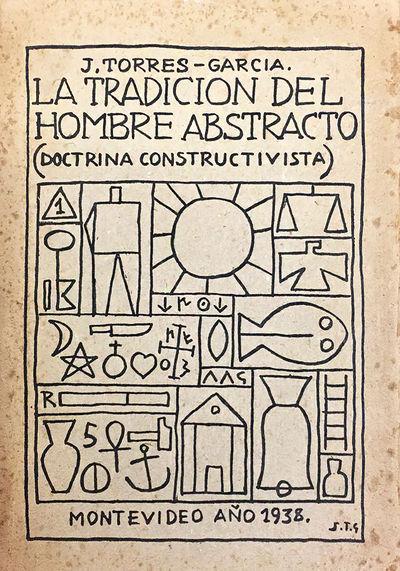 Joaquín Torres García - first book...