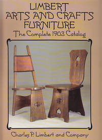 image of Limbert Arts and Crafts Furniture- The Complete 1903 Catalog
