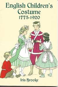 English Children\'s Costume 1775-1920