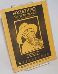 Encuentro del Canto Popular / Eighth annual New Song Festival