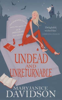 image of Undead And Unreturnable: Number 4 in series