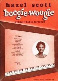 HAZEL SCOTT BOOGIE-WOOGIE PIANO TRANSCRIPTIONS