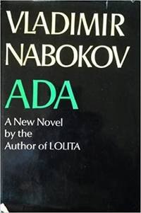 ADA A New Novel by the Author of Lolita
