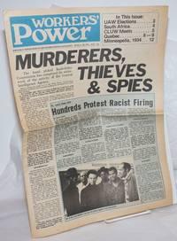 image of Workers' Power,  No. 122, Jun 5-18, 1975 International Socialist weekly