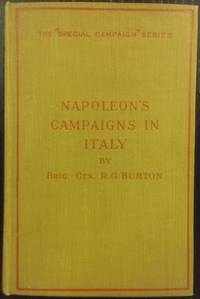 Napoleon's Campaigns in Italy 1796-1797 and 1800.