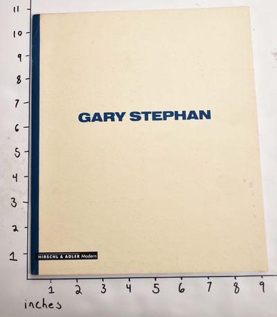 New York, New York: Hirschl & Adler Modern, 1988. Softcover. VG-. May be ex-lib., label at bottom of...