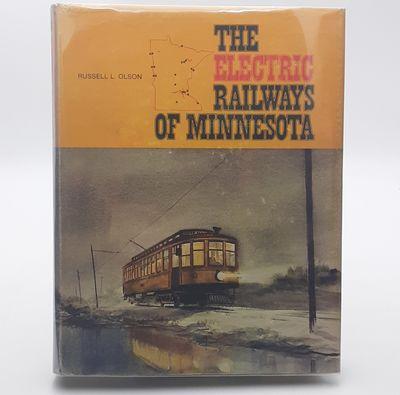 Hopkins.: Minnesota Transportation Museum., 1976. 1st edition.. Green cloth, gilt titles.. Near fine...