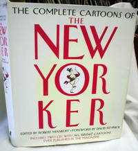 image of The Complete Cartoons of the New Yorker