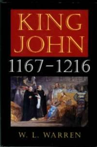 image of King John, 1167-1216