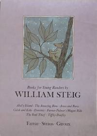 Book for Young Readers by William Steig [Poster]