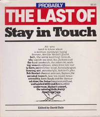 Probably The Last Stay In Touch