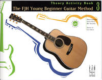 image of The FJH Young Beginner Guitar Method, Theory Activity Book 3