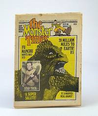 The Monster Times - The World's First Newspaper of Horror, Sci-Fi and Fantasy, Volume 1, No. 20 - March (Mar.) 1973 - Star Trek Super Salute