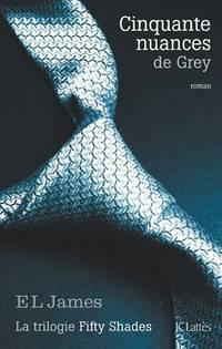 image of Cinquante nuances de Grey (Fifty Shades  Tome 1)