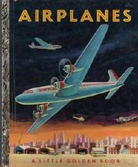 Airplanes Little Golden Book