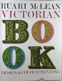 image of Victorian Book Design and Colour Printing