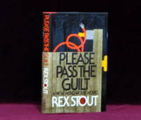 PLEASE PASS THE GUILT. A Nero Wolfe Novel