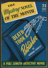 Death Took a Publisher A biblio mystery