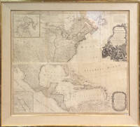 Pownall's New Map of North America, 1794