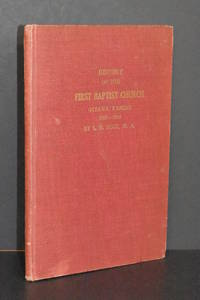 History of the First Baptist Church, Ottawa, Kansas; 1864-1914